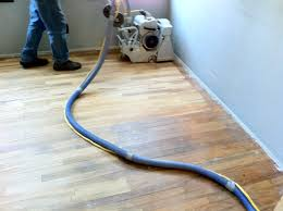 Refinish Hardwood Floors No Sanding by Dustless Sanding System Bryan Jones