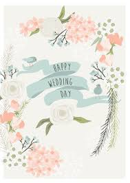 card for on wedding day happy wedding day card wedding day card christine gardner