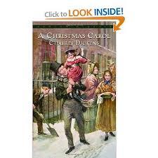 a christmas carol novelguide