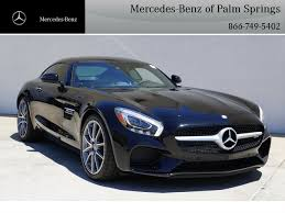 mercedes gt amg 2016 pre owned 2016 mercedes gt gt s amg coupe in palm springs