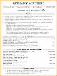 Resumes Examples For Teachers by Great Teacher Resumes Great Teacher Resumes Best Resume And All