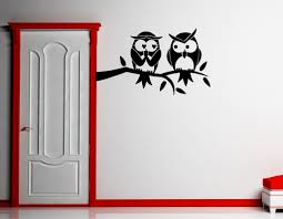 owls wall decal 24 95 arise decals