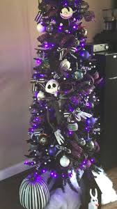 nightmare before and sally ornaments