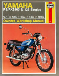 rx100 workshop manual man003 manuals and parts books parts