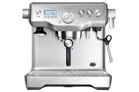 sage dual boiler espresso machine bes920uk ireland