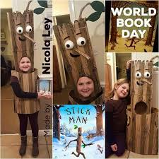 Halloween Stick Person Costume 15 Book Images Costume Ideas Book