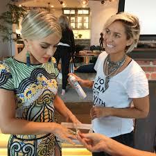 julianne hough hairstyles riwana capri how to julianne hough s v shaped look by riawna capri with unite