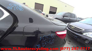 lexus ls 460 convertible parting out 2008 lexus ls 460 stock 5242bl tls auto recycling
