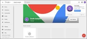Google Plus Page Vanity Url Google Plus Quick Guide