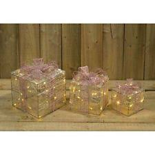Decorative Christmas Gift Boxes Decorative Christmas Gift Boxes Ebay