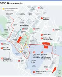 Bugis Junction Floor Plan by Sg50 Ends Guide To Jubilee Walk Sg Heart Map Festival And Events