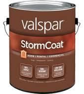 valspar storm coat