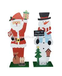 santa wooden advent calendar santa wooden advent calendar