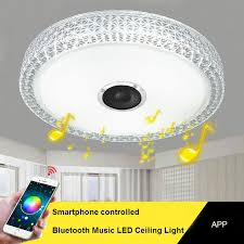 Cheap Ceiling Lights Cheap Smartphone Controlled Ceiling L Led Bluetooth