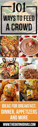 Thanksgiving Dinner For A Crowd Best 25 Large Family Meals Ideas On Pinterest Meals For Large