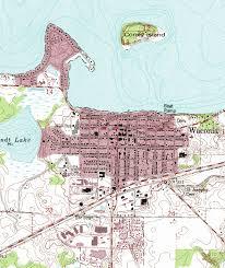 minnesota topographic map guide to waconia minnesota