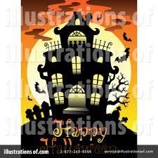 halloween clipart 1079397 illustration by visekart