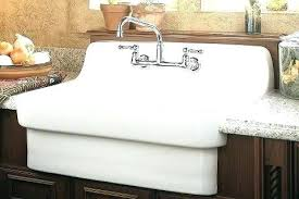 wall mount faucet kitchen the looking of wall mounted kitchen sink faucets cool regarding