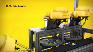 fanuc robot m 1ia youtube
