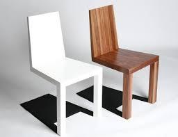 Design Furniture Optical Illusion Furniture Creepy Shadow Chair Design