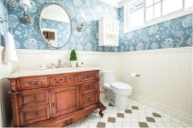 new this week 3 foolproof wallpaper ideas for a bold bathroom