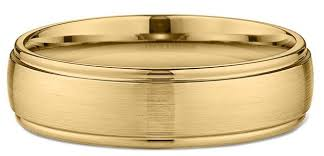 gold mens wedding band 5 popular yellow gold s wedding rings ritani