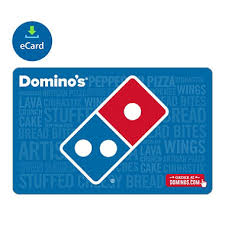 buy egift card domino s pizza 20 egift card email delivery sam s club