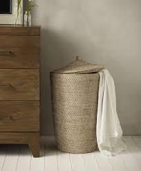 Designer Laundry Hampers by Rattan Laundry Basket Laundry Baskets From Lombok Wishlist