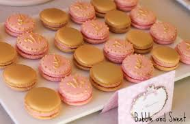 Cuisine Shabby Chic Bubble And Sweet Pink And Gold Decorated Shabby Chic Princess
