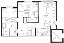 Types Of Apartment Layouts Housing U0026 Residence Life Prospective Residents