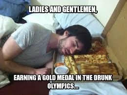 Drunk Face Meme - mandatory meme contest winners pizza face mandatory