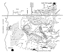 Lone Tree Colorado Map by Revised Stratigraphy Depositional Systems And Hydrocarbon