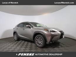 2018 new lexus nx nx 300 awd at inskip u0027s warwick auto mall serving
