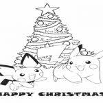 pokemon christmas coloring pages www bloomscenter pokemon