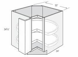 corner base cabinet for kitchen ls33 corner base cabinet trenton recessed rta kitchen cabinet