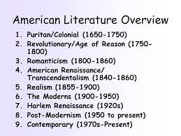literature themes in the 1920s annotated timeline of the american literary movement ppt video