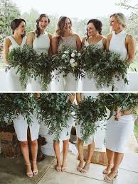 and white bridesmaid dresses best 25 modern bridesmaid dresses ideas on mumu