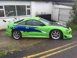 mitsubishi eclipse fast and furious mitsubishi eclipse fast and furious replica car for sale