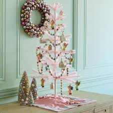 58 best feather tree images on pinterest feather tree christmas