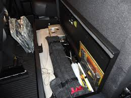 Ford Raptor Options - rear underseat storage options page 2 ford raptor forum f