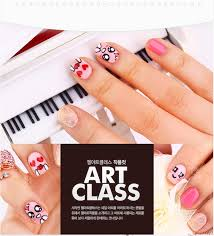 sara nail saranail emoticons nail art cute emoticons nails