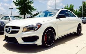 mercedes 45 amg white 2015 mercedes class 45 amg review exhaust