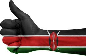 Images Kenya Flag Kenya Flag Hand Symbol Picpng