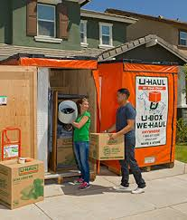 Uhaul Estimated Cost by U Haul U Box Containers For Moving Storage