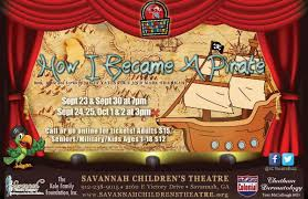 southern mamas archive how i became a pirate musical