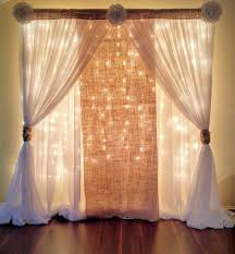 backdrop ideas curtain wedding backdrop ideas oosile