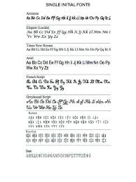 Initial Monogram Fonts Home Monogram U2013 Tuckernuck