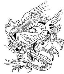 dragon coloring pages adults colouring dragons