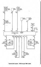 1990 wrangler radio wiring diagram 1990 wrangler trouble codes