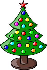 small christmas tree free small colorful christmas tree clip